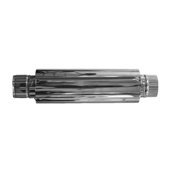 Сегмент дымохода изолированный 65 нерж.D=105 мм