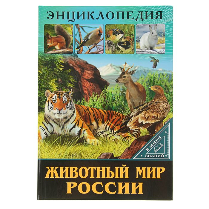 Энциклопедия «Животный мир России»