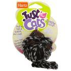 Игрушка для кошек Hartz - убегающая мышка, мягкая, микс
