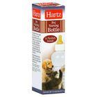 Бутылочка Hartz с соской, для новорожденных котят и щенков