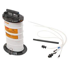 Приспособление для откачки технических жидкостей JTC с ручным приводом, емкость 10 л Ош