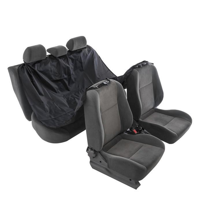 Гамак-подстилка для перевозки животных, на заднее сиденье 145х150 см