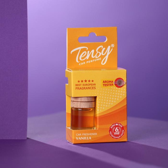 Ароматизатор Tensy в бутылочке 6 мл, Ваниль ТВ-10 - фото 7410556