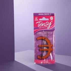 Подвесной ароматизатор Tensy Секс эликсир, дерево MM-02