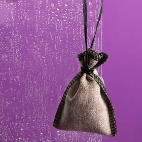 Ароматизатор-мешочек Tensy, Черный лед Tme-11 - фото 7537612