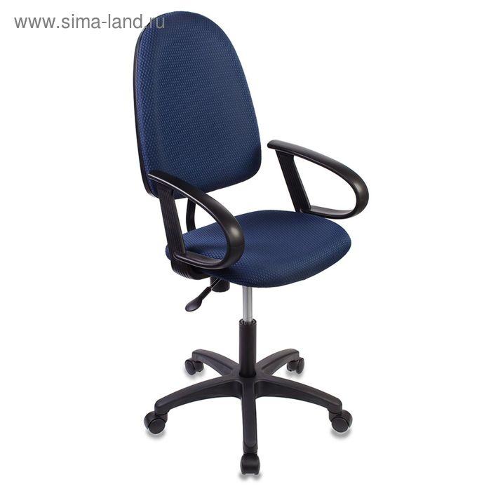 Кресло Бюрократ CH-1300 BLUE синий