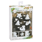 Игрушки на ёлку «Искры волшебства», набор для шитья, 10,7 × 16,3 × 4 см