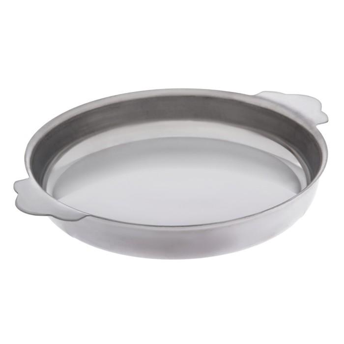 Тарелка порционная 400 мл, толщина 1 мм
