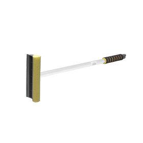 """Водосгон """"ГЛАВДОР"""" на алюминиевой ручке, 65 см, желтый"""