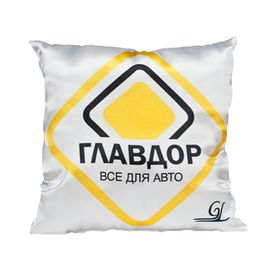 Подушка автомобильная, декоративная, 30х30 см