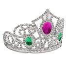 """Корона """"Принцесса"""" с рубином"""
