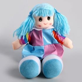 Мягкая игрушка кукла в кожаном сарафане, цвет МИКС Ош