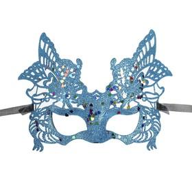 Карнавальная маска «Графиня», цвета МИКС
