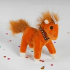 """Мягкая игрушка-подвеска """"Лошадь"""", цвета МИКС"""