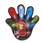 Насадка на пальцы световая, с игрушкой , цвета МИКС