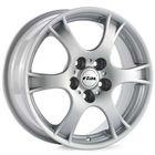 Диск Rial Campo 6,5x16 5x110 ET38 d65,1 Polar Silver (CA65638O11)