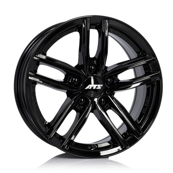 Диск ATS Antares 7,5x16 5x112 ET45 d66,6 Diamond Black (AT75645B62-6)