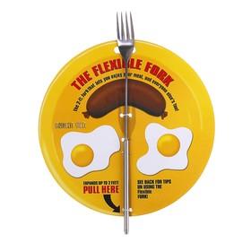 Funny fork for Breakfast giant