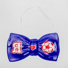 "Bow of the carnival ""I love football"", set of 6 PCs"