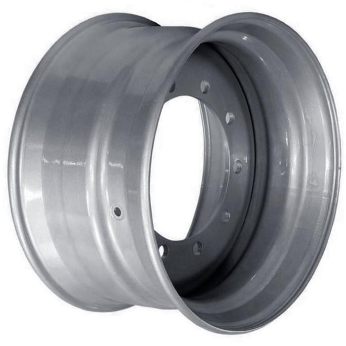 Грузовой диск Lemmerz B18ES32 6,75x17,5 6x205 ET0 d161 Silver (2870153)