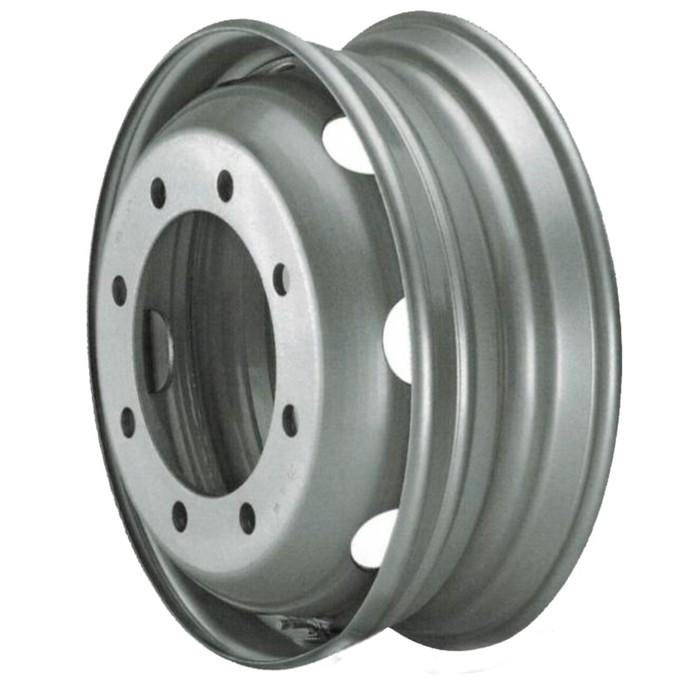 Грузовой диск Lemmerz B22DS36 6,75x19,5 8x275 ET134 d221 Silver (2890113) - фото 495523