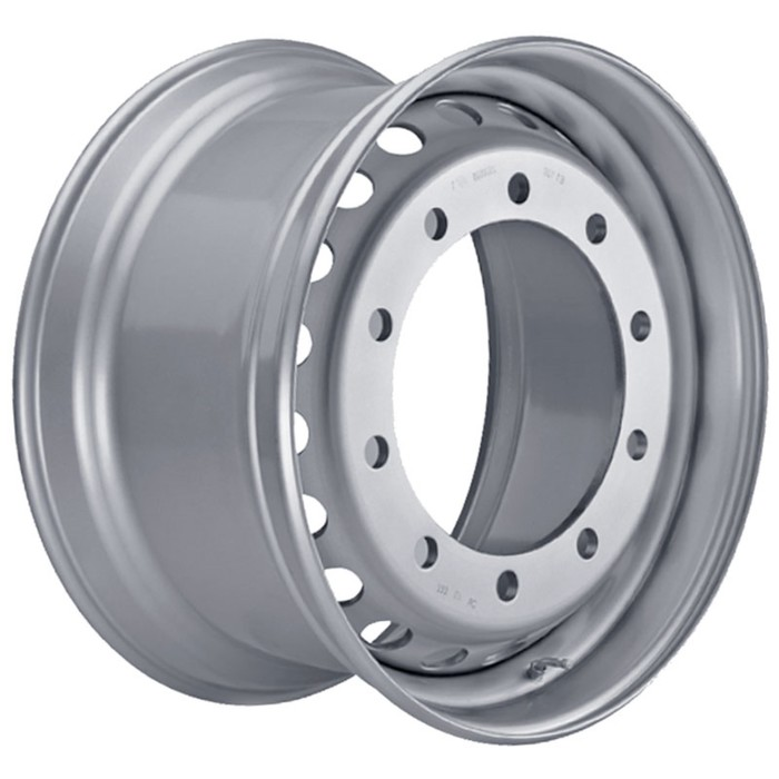 Грузовой диск Lemmerz M22 8,25x22,5 10x335 ET157 d281 Silver (2920750)