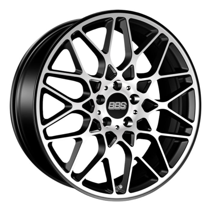 Диск BBS RX301 8,5x19 5x120 ET32 d82 Satin Black Diamond Cut (0362474#)