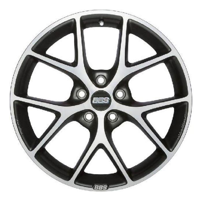 Диск BBS SR003 7,5x17 5x120 ET35 d82 Vulcano Grey Diamond Cut (0358568#)
