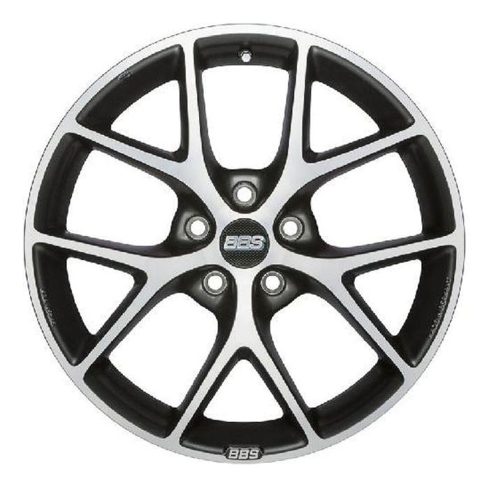 Диск BBS SR007 7,5x17 5x108 ET45 d70 Vulcano Grey Diamond Cut (0358572#)