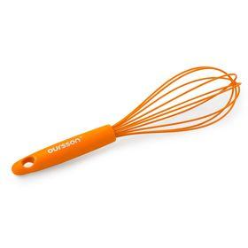 Силиконовый венчик Oursson, WI3001SM/OR, оранжевый, 30 см