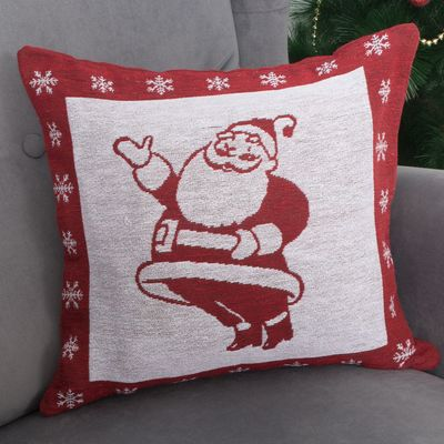 "Pillow case ""Ethel"" Santa 43х43 cm"