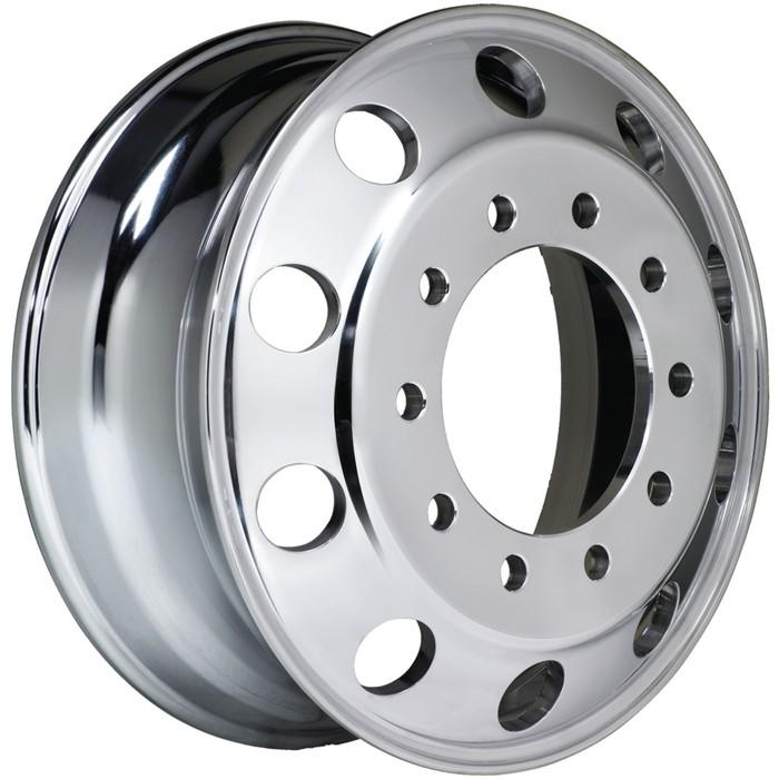 Грузовой диск Maxion M22 9x22,5 10x335 ET161 d281 Silver (130157)