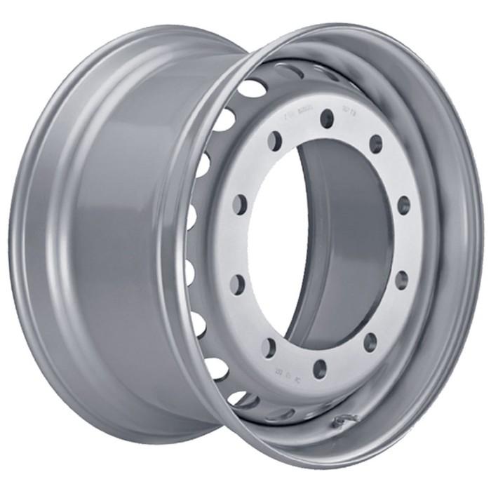 Грузовой диск Asterro M22 8,5x20 10x335 ET161 d281 Silver (8502)