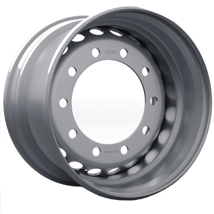 Грузовой диск Asterro M22 11,75x22,5 10x335 ET0 d281 Silver (2244A)