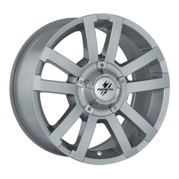 Диск литой FONDMETAL 7700 8,0x17 5x150 ET34 d110,2 Silver (7700 8017345150 GA0)
