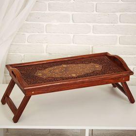 """Стол для завтрака """"Утро"""" дерево 26х34х74 см"""