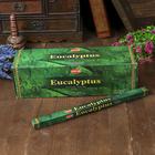 """Благовония """"HEM"""" 8 палочек угольные eucalyptus"""