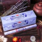 """Благовония """"HEM"""" 8 палочек угольные vanilla"""