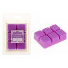 Ароматический воск набор 6 кубиков лаванда