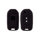 Чехол на ключ автомобильный SKYWAY, силиконовый HONDA, 2 кнопки