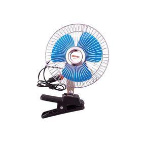 Вентилятор Skyway, 6', 12 В, на клипсе, пластик Ош