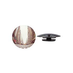 Зеркало сфера 'мертвой зоны' SKYWAY, 50x50 мм на подвижной ножке (2 шт.) Ош