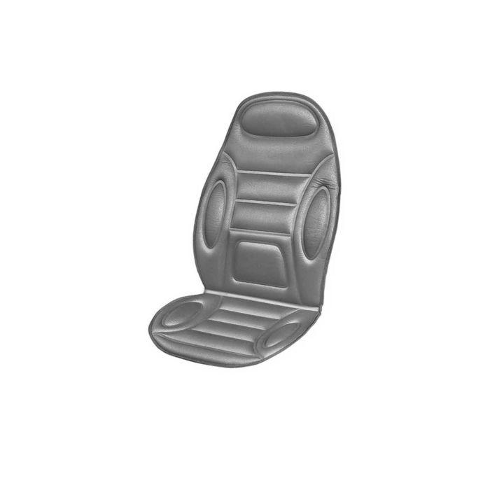Подогрев сиденья SKYWAY, с терморегулятором, 20 х 51 см, 12 В, 2,5 А-3 А, серый