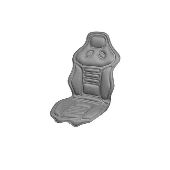 Подогрев сиденья SKYWAY, с терморегулятором, 120х51 см, 2,5А-3А, 12 В, серый