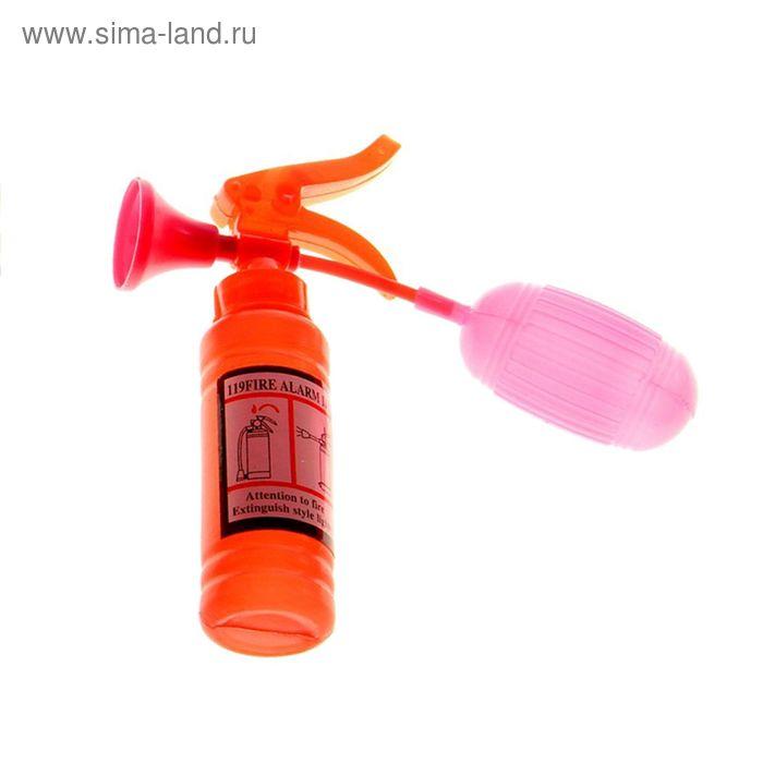 Брызгалка огнетушитель, цвета МИКС