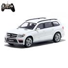 """Машина радиоуправляемая """"Mercedes-Benz GL550"""", масштаб 1:18, работает от аккумулятора, свет, МИКС"""