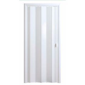 Дверь раздвижная «Стиль», ПВХ, белая, глянцевая, 2020 × 840 мм