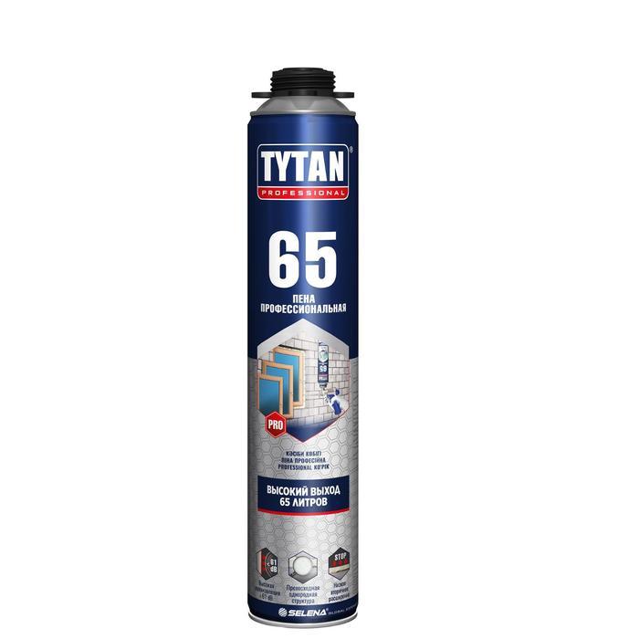 """Пена монтажная """"Tytan"""" 65, 750 мл"""