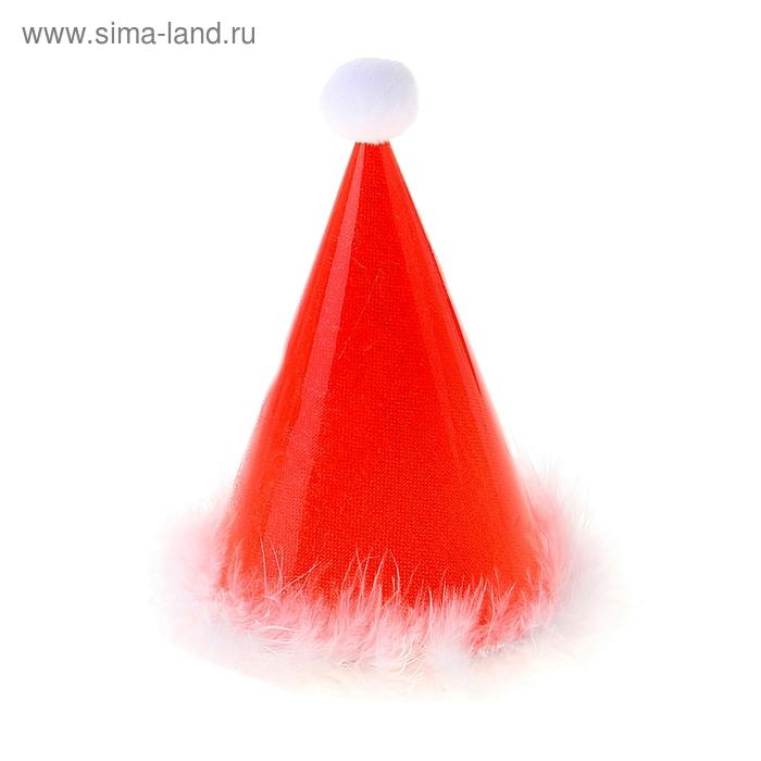 Световой колпак, цвет красный, 18 см