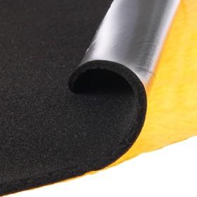 Шумоизоляционный материал Изоскрип 10, размер: 10х1000х750 мм